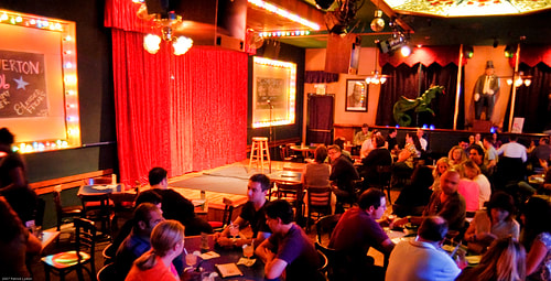 Rooster T Feathers Comedy Club in Sunnyvale